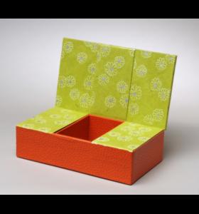 Boîte magique colorée