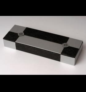 Boîte magique noir & argent