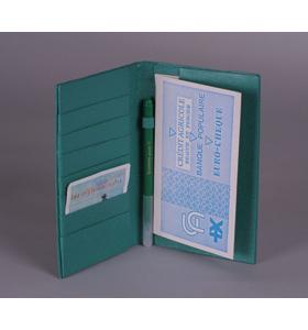 Porte-carnet de chèque