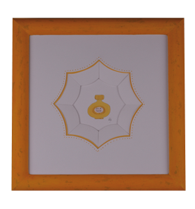 Biseau à la française octogonal