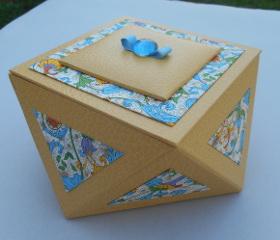 Boîte à facettes